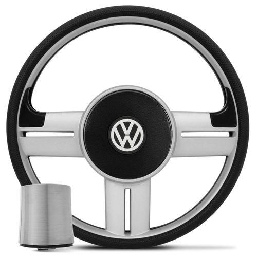 Volante-Rallye-Slim-Prata---Cubo---Emblema-VW-Connect-Parts--1-
