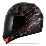 Capacete-Ff391-War-Matte-Black-Orange-Fechado-connectparts--1-