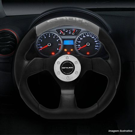 3300---VW-ate-76-Volante-Shutt-SRHB-Centro-Preto-Acabamento-Cinza---Cubo-Linha-Volkswagen-Connect-Parts--5-