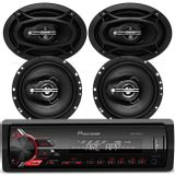 Radio-MP3-Player-Pioneer-MVH-X198UI-par-falante-6x9-6-pol-positron-Connect-Parts--1-
