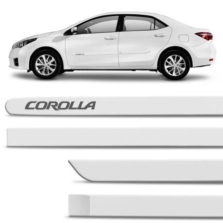 Jogo-Friso-Lateral-Corolla-08-09-10-11-12-13-14-15-Branco-4-Portas-Tipo-Borrachao-Connect-Parts--1-