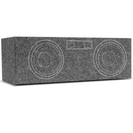 Caixa-Som-Par-Alto-Falantes-6-Polegadas-Player-1-DIN-Carpete-Cinza-connectparts--1-