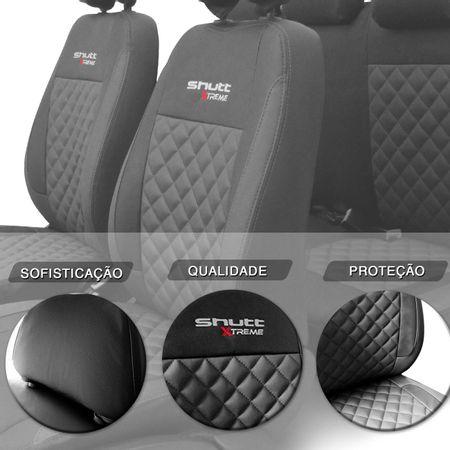 Kit-Shutt-Pedaleira-Manopla-Cambio-Freio-de-Mao-Prata---Capa-Banco-Shutt-Xtreme-Fiat-Palio-04-a-12-connect-parts--4-