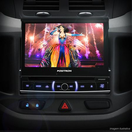 DVD-Player-Automotivo-Tela-Retratil-7-Touchscreen-Positron---Kit-Facil-Bomber-220w-Rms-connect-parts--1-