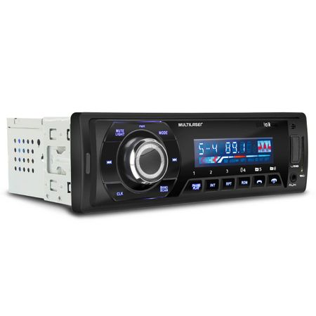 MP3-Player-Talk-Multilaser-P3214-1-Din-USB-SD-AUX-MP3---Kit-Facil-Bomber-220w-Rms-connect-parts--1-