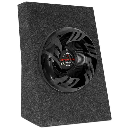 Caixa-Som-Selada-28-L-Saveiro-85-a-14---Subwoofer-Bomber-Upgrade-12-Polegadas-350W-RMS-connect-parts--1-