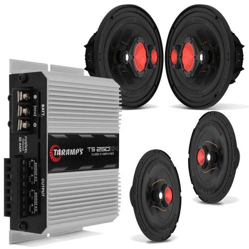 Modulo-Amplificador-Taramps-TS250X4---Kit-Facil-Bomber-220w-RMS-connect-parts--1-