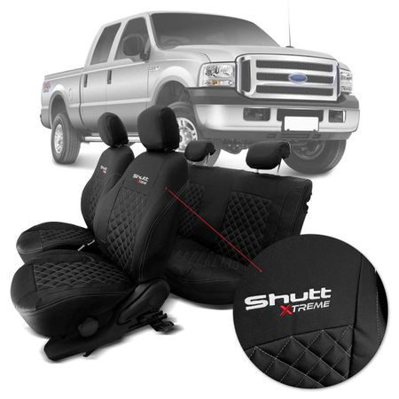 Capa-de-Banco-Shutt-Xtreme-Ford-F250-CD-1999-2011-6-Lugares-Esportiva-Couro-Eco-Preto-connectparts--1-
