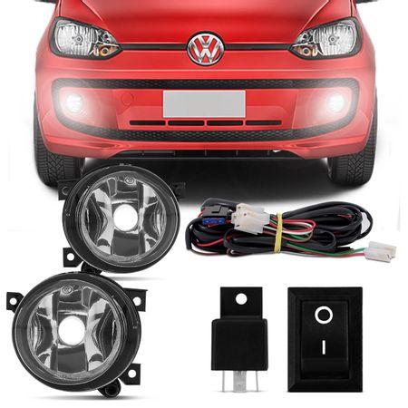 Kit-Farol-de-Milha-VW-UP-15-16-Auxiliar-Neblina-connect-parts--1-