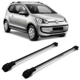 Rack-de-Teto-Vw-Up-Cross-15-16-17-Prata-Carga-45-Kg-Em-Aluminio-Resistente-Transversal-Travessa-Slim-connectparts--1-