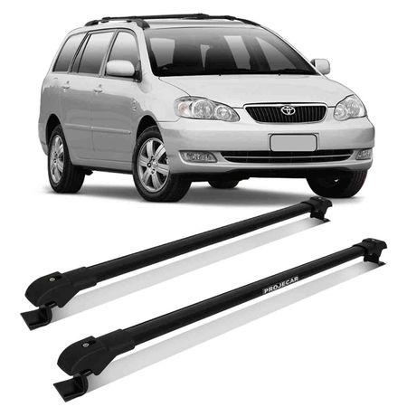 Rack-de-Teto-Corolla-Fielder-05-a-08-Preto-Carga-45-Kg-Aluminio-Resistente-Transversal-Travessa-Slim-connectparts--1-