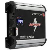 Fonte-Automotiva-Stetsom-Infinite-120A-9000W-RMS-Bivolt-Carregador-Digital-com-Voltimetro-Sistema-AB-connectparts--1-