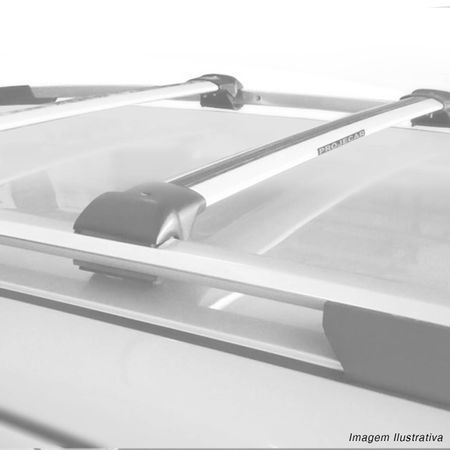 Rack-de-Teto-Corolla-Fielder-05-a-08-Prata-Carga-45-Kg-Aluminio-Resistente-Transversal-Travessa-Slim-connectparts--5-