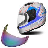 Capacete-Fechado-EBF-New-Spark-Tech-Branco-Azul-Vermelho-Brilhante-Viseira-E0X-2mm-Rainbow-connect-parts--1-