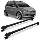 Rack-de-Teto-Fiat-Idea-06-a-16-Preto-Carga-45-Kg-Em-Aluminio-Resistente-Transversal-Travessa-Slim-connectparts--1-
