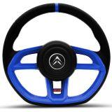 Volante-Esportivo-Golf-GTI-Vision-Preto-e-Azul-C3-C4-AirCross-Sem-Cubo---Emblema-Citroen--1-