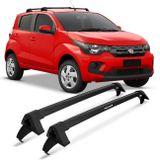 Rack-de-Teto-Fiat-Mobi-16-a-18-Preto-Carga-45-Kg-Em-Aluminio-Resistente-Transversal-Travessa-Slim-connectparts--1-