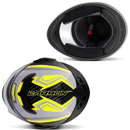 Capacete-Evolution-4G-Pro-Tork-Carbon-Fundo-Branco-Amarelo-connectparts--1-