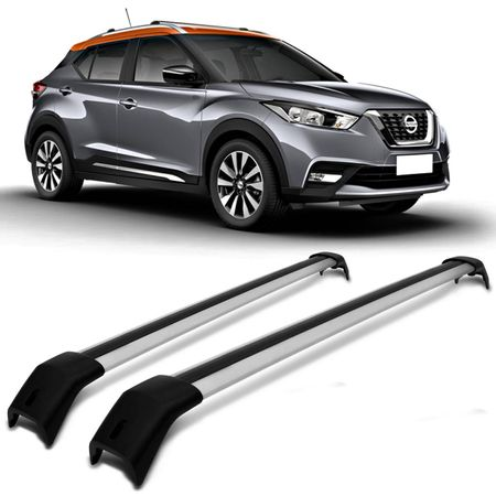 Rack-de-Teto-Travessa-Larga-Nissan-kicks-17-Prata-Carga-45-Kg-Aluminio-Resistente-connectparts--1-