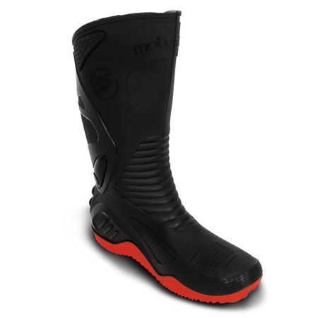 Bota-Motociclista-Motoboy-Motosafe-Impermeavel-PVC-Preto-Vermelha-connectparts--1-