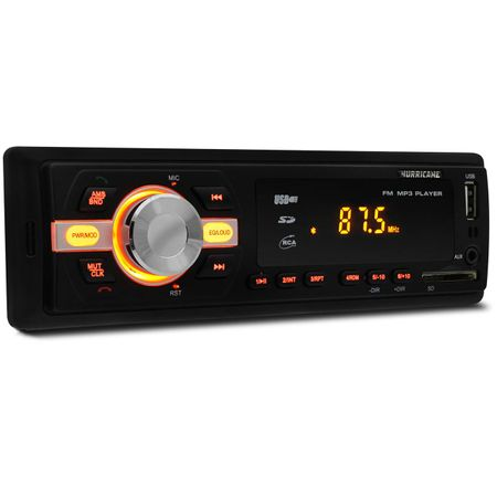 Mp3-Player-Hurricane-Hr-420-Bluetooth-Usb---Par-de-Alto-Falante-Quadriaxial-Bomber-BBMAX-6x9--connect-parts--1-