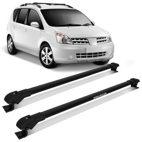 Rack-de-Teto-Travessa-Slim-Nissan-Livina-2009-a-2014-45KG-Tratamento-Anticorrosivo-Preto-Projecar-connectparts--1-