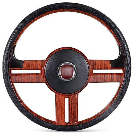 Volante-Esportivo-Rallye-Slim-Madeira-Palio-Strada-Uno---Acionador-de-Buzina-Sem-Cubo-Emblema-Fiat-Connect-Parts--1-