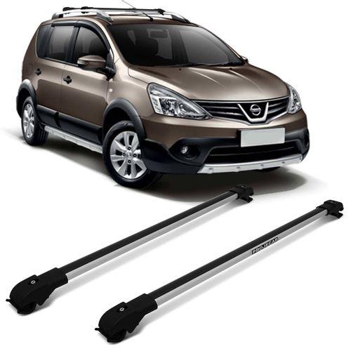 Rack-de-Teto-Travessa-Slim-Nissan-Livina-X-Gear-2009-a-2014-45KG-Tratamento-Anticorrosivo-Prata-Proj-connectparts--1-