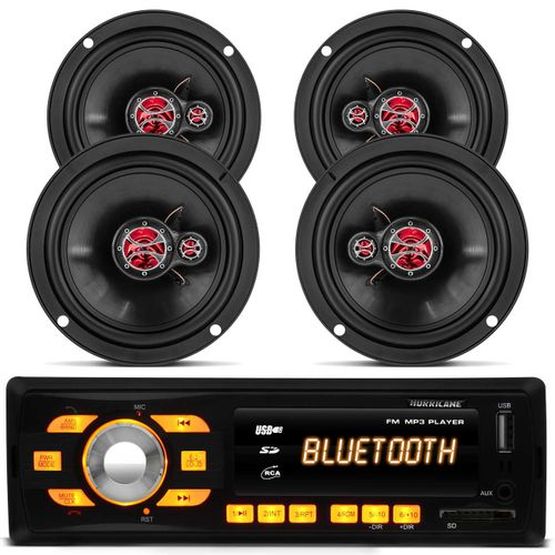 Mp3-Player-Hurricane-Hr-414-Bluetooth-Usb---Kit-Falante-Foxer-5x55-e-4-Polegadas-200W-Fiesta-Connect-Parts--1-