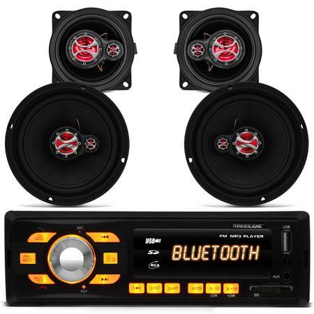 Mp3-Player-Hurricane-Hr-414-Bluetooth-Usb---Kit-Falante-Triaxial-Foxer-6-e-4-Polegadas-200W-Palio-connect-parts--1-