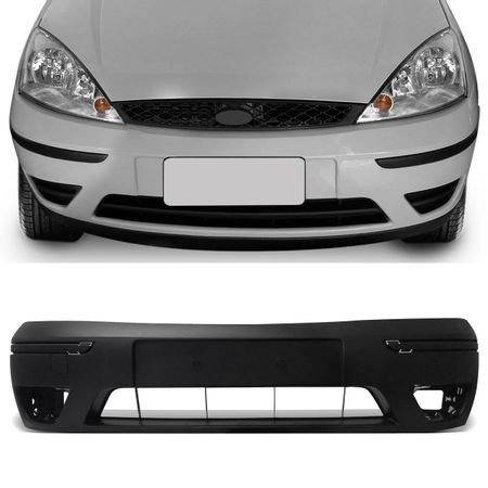 Para-choque-Dianteiro-Focus-Hatch-Sedan-2004-a-2009-Preto-Liso-connectparts--1-