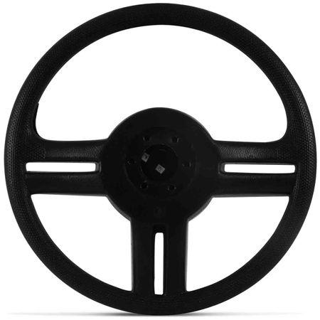 Volante-Esportivo-Rallye-Slim-Com-Acionador-de-Buzina---Cubo-Fusca-Brasilia-Passat-Variant-50-a-76-Connect-Parts--4-