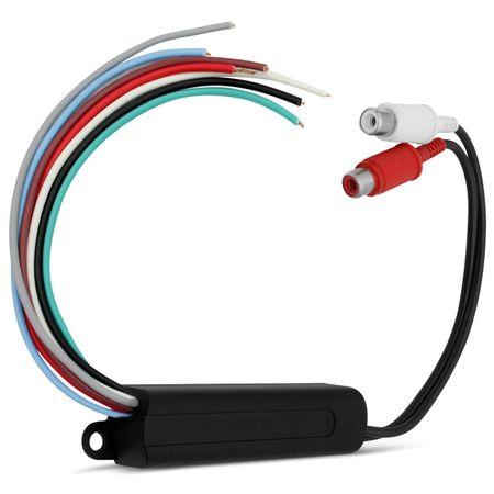 Modulo-Stetsom-Iron-Line-IR-400W-RMS---Cabo-RCA-Taramps-5-Metros---Adaptador-para-Cabo-RCA-connect-parts--4-