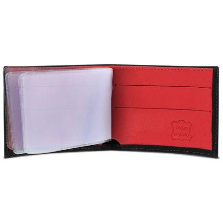 Carteira-Shutt-Couro-Preto-Interno-Vermelho-Com-Plastico-Em-U-connectparts--1-