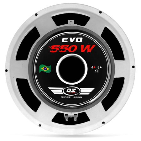 Woofer-Oz-Audio-Evolution-ZE550124-12-Polegadas-550W-RMS-4-Ohms-Bobina-Simples-connectparts--1-