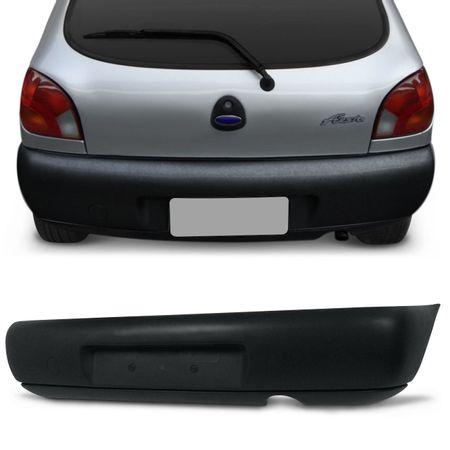 Para-Choque-Fiesta-96-99-Traseiro-Preto-Texturizado-Connect-Parts--1-
