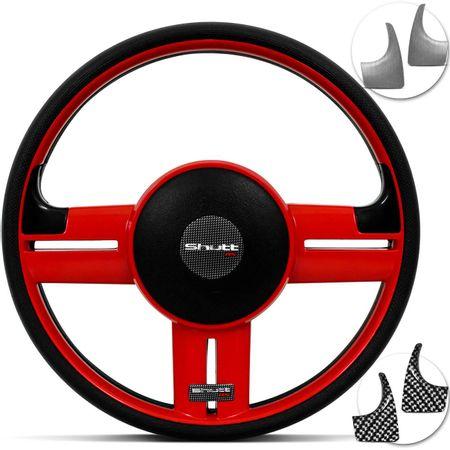 Volante-Rally-Vermelho-Apliques-Preto-Fibra-De-Carbono-Prata-connectparts--1-