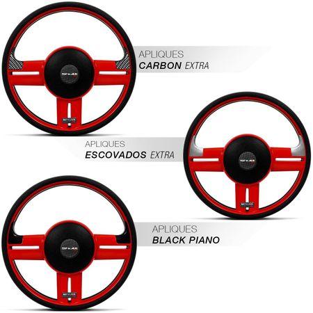Volante-Rally-Vermelho-Apliques-Preto-Fibra-De-Carbono-Prata-connectparts--2-