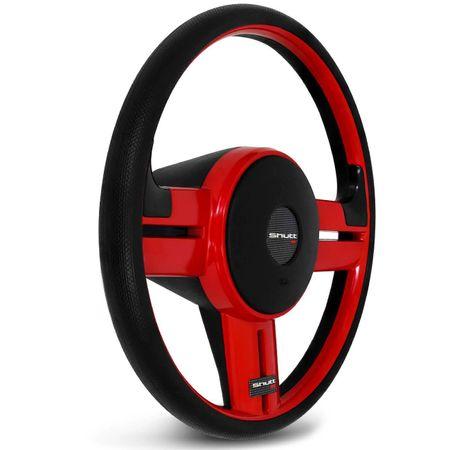 Volante-Rally-Vermelho-Apliques-Preto-Fibra-De-Carbono-Prata-connectparts--3-