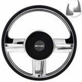 Volante-Rally-Slim-Cromado-Apliques-Preto-Prata-connectparts--1-