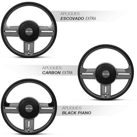 Volante-Rally-Fibra-De-Carbono-Apliques-Preto-Prata-Fibra-connectparts--2-