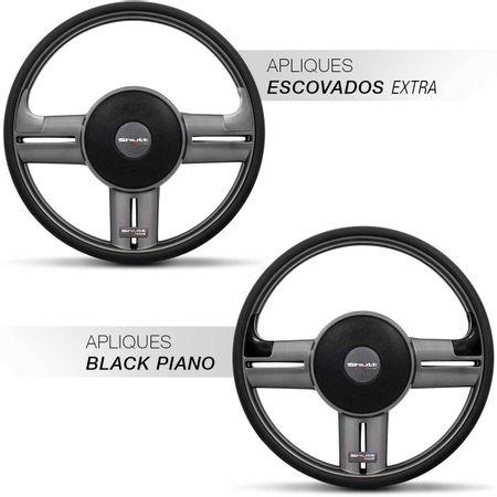 Volante-Rally-Slim-Grafite-Apliques-Preto-Prata-Sem-Cubo-connectparts--2-