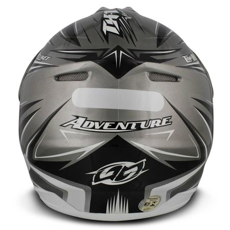Capacete-Pro-Tork-Fechado-Cross-TH-1-Vision-Adventure-Preto-Branco-Cinza-Com-Viseira-connectparts--2-
