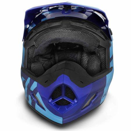 Capacete-Pro-Tork-Fechado-TH-1-Factory-Edition-Azul-Escuro-Azul-Claro-Sem-Viseira-connectparts--1-