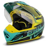 Capacete-Pro-Tork-Fechado-Cross-TH-1-Vision-Adventure-Verde-Amarelo-com-Viseira-connectparts--1-