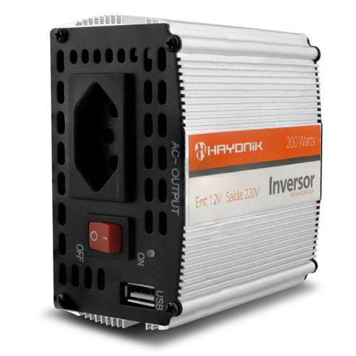 Inversor-200W-12VDC220V-1-Saida-Tomada-Padrao-1-Saida-USB-Onda-Senoidal-Modificada-connectparts--1-