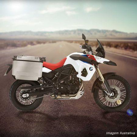 Bauleto-Moto-BMW-F800-GS-07-a-16-Givi-Trekker-Outback-Prata-37-Litros---Suporte-Connect-Parts--1-