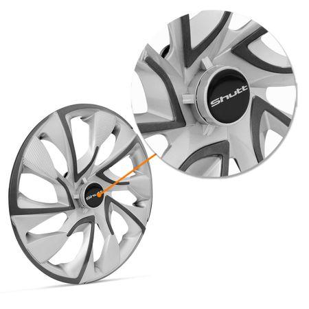 Calota-Esportiva-Aro-14-DS4-Sport-Cup-Universal-Grafite-e-Prata-Modelo-Tuning-Connect-Parts--2-