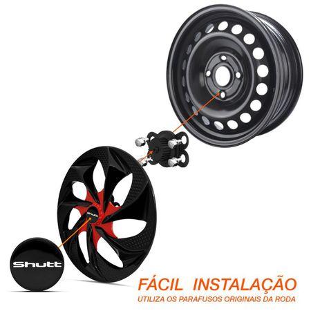 Calota-Esportiva-Tuning-Universal-Prime-Aro-14-Preto-com-Vermelho-Connect-Parts--4-
