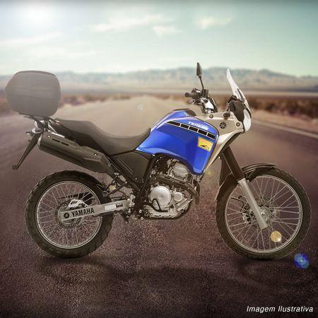 Bauleto-Moto-Yamanha-XTZ-Tenere-250-11-a-14-Givi-Monolock-29-Litros-Preto---Bagageiro-Connect-Parts--1-